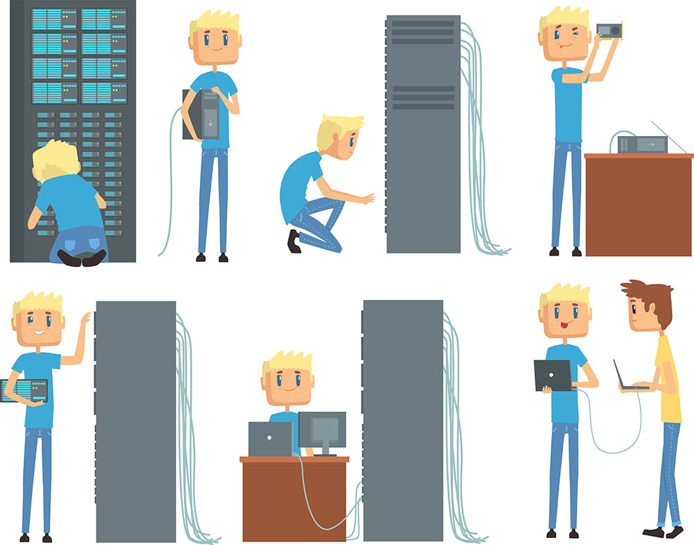 Three Key Components for a Strong System Administrator