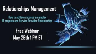 Banner image for May 26 webinar Relationships Management